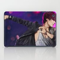 shinee iPad Cases featuring SHINee - Taemin by Nikittysan