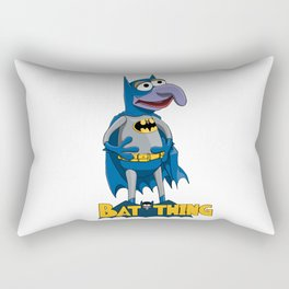 Gonzo the Bat-man Rectangular Pillow