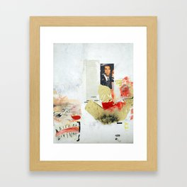 TRIPTYCH (II); Framed Art Print