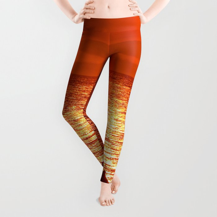 Time for Get-togethers Leggings