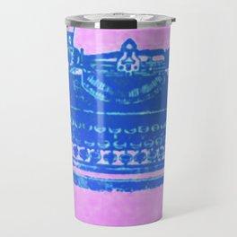 Sylvia Plath Travel Mug