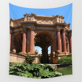 Palace of Fine Arts - Marina District Wall Tapestry