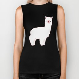 The Alpacas II Biker Tank