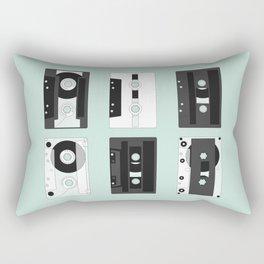 Cassette Pattern #2 Rectangular Pillow