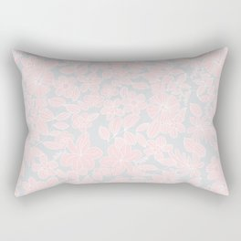My Flower Design 6 Rectangular Pillow