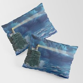 Split Rock Lighthouse, Duluth, MN Pillow Sham