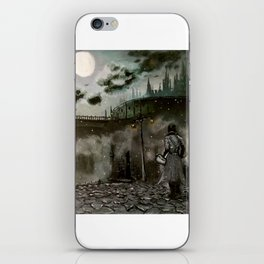 City of Yharnam iPhone Skin