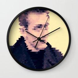 JAMES D Wall Clock