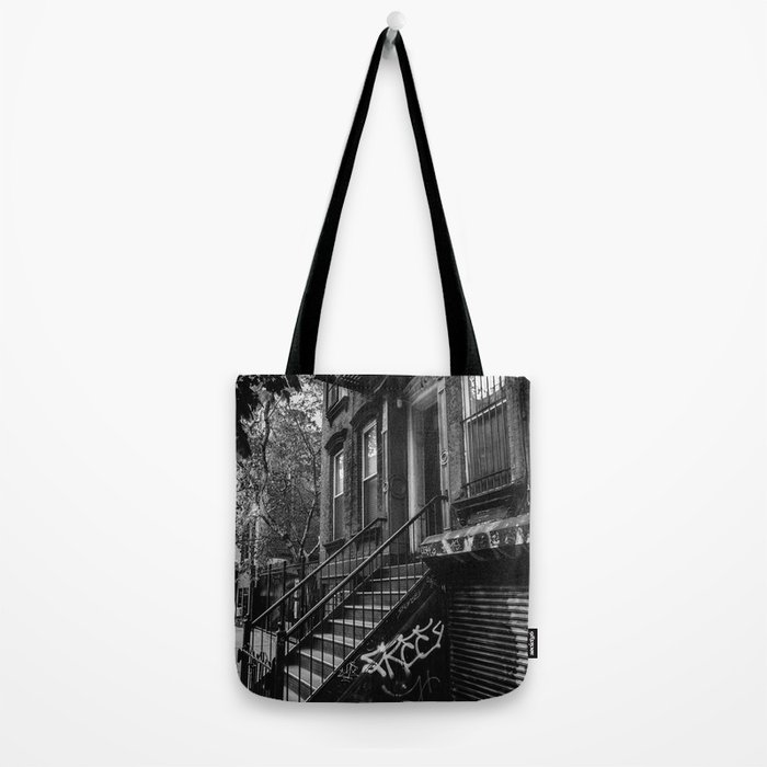 East Village VII Tote Bag