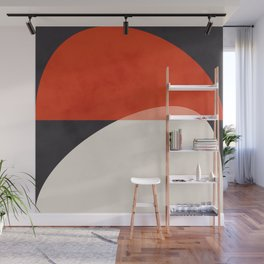 geometry shapes Wall Mural