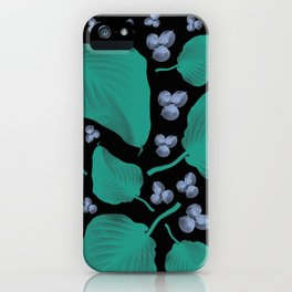 Patterns Floral Design iPhone Case