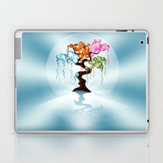 The Four Seasons Bubble Tree Laptop & iPad Skin