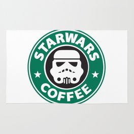 StarWars Coffee Rug