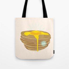 Flapjack Frenzy Tote Bag