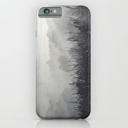 veiled land iPhone Case
