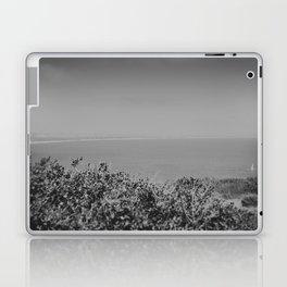 Lone Sailboat Laptop & iPad Skin