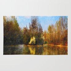 Autumn Lake Rug