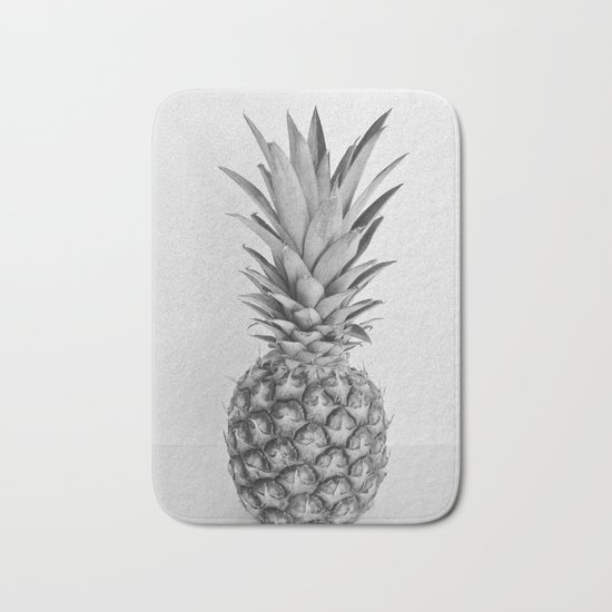 Pineapple II Bath Mat
