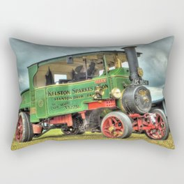 Foden Steam Wagon Rectangular Pillow