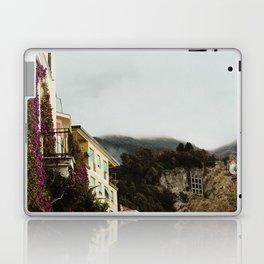 cinque terre morning Laptop & iPad Skin