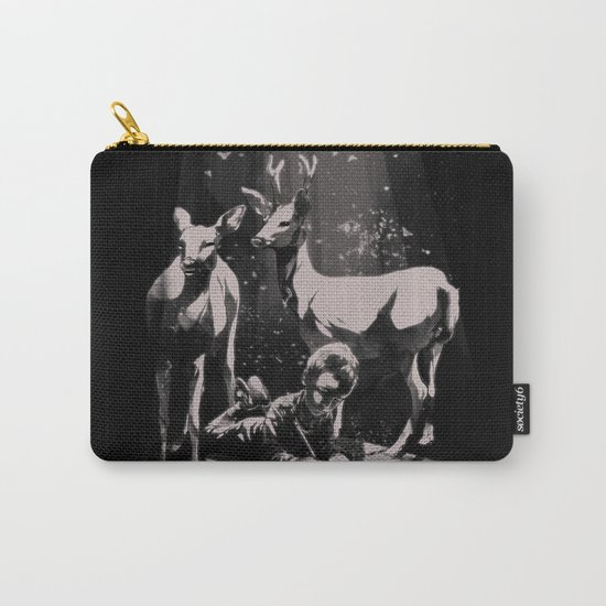 Deer Dad Carry-All Pouch