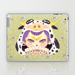 Vegn Grrl Laptop & iPad Skin