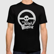 The Road Warrrior X-LARGE Mens Fitted Tee Black