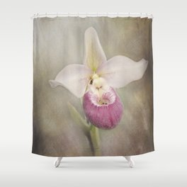 Cinderella's Orchid Shower Curtain