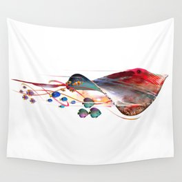 Electric Stingray Wall Tapestry