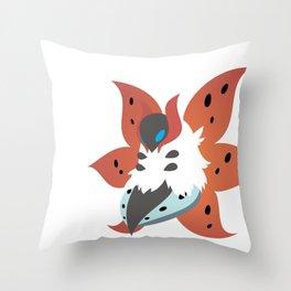 Volcarona Throw Pillow