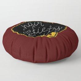 Defies Gravity Floor Pillow