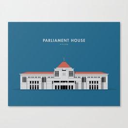 Parliament House, Singapore [Building Singapore] Canvas Print