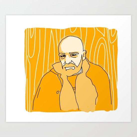 Silverstein Art Print