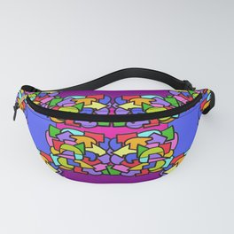 Puzzling Fanny Pack