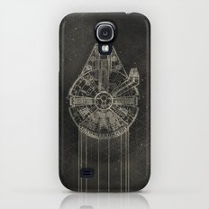 Millennium Falcon Galaxy S4 Slim Case