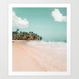 Palm Island #photography #nature Art Print