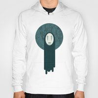spirited away Hoodies featuring Spirited away, no face  by Lewys Williams