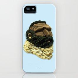 Mr. Tee iPhone Case