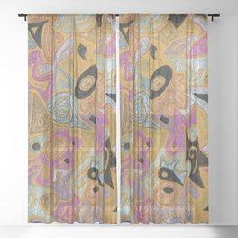 Mia Sheer Curtain
