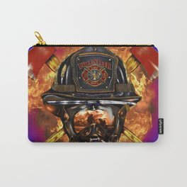 Firefighter rescue volunteer Carry-All Pouch