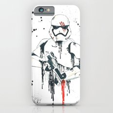 Finn Stormtrooper Splatter iPhone 6s Slim Case