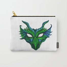 Dragon Mask Carry-All Pouch