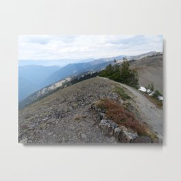 Lillian Ridge Metal Print