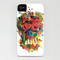 Death and Tooth Decay iPhone (4, 4s) Slim Case