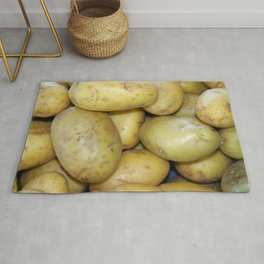 Potatoes Rug