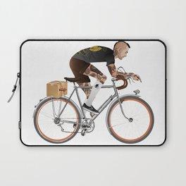 Bike Driver Laptop Sleeve