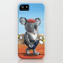 Goin Surfin iPhone Case