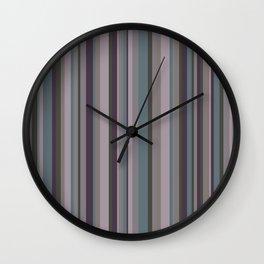 Hydra Lines #society6 Wall Clock