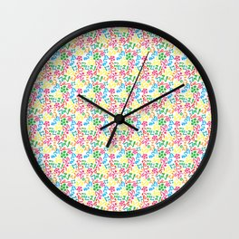Free Tibet Party Wall Clock