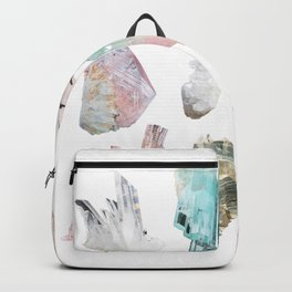 Crystals Backpack